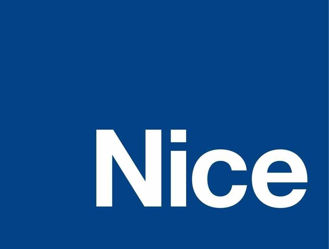 Автоматический привод для откатных ворот Nice купить в Минске цена